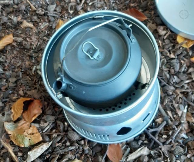 Tallriken - kettle