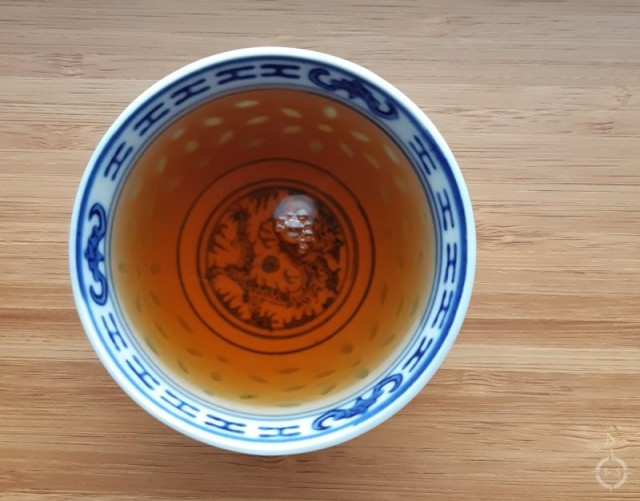 Assam Taiwan - a cup of