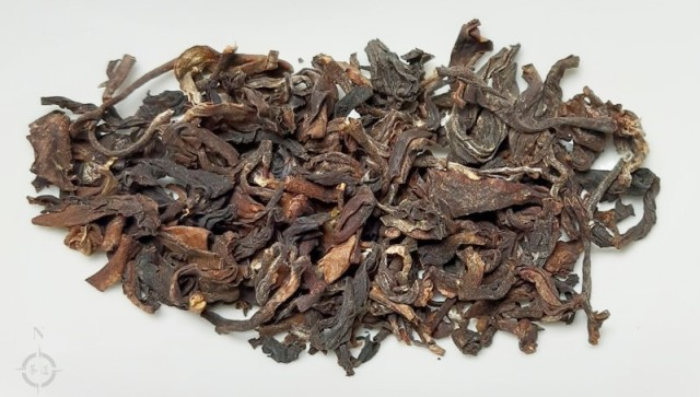 cha camelia pipacha - dry leaf