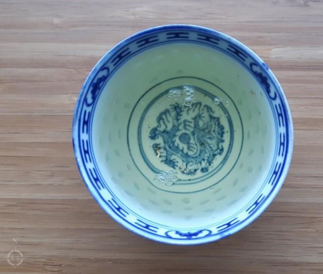 Moychay Alishan Qing Xiang Gaba - a cup of