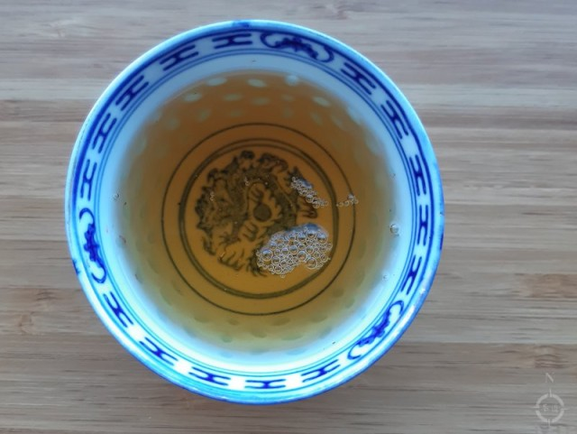 Moychay Lugu Dong Ding - a cup of
