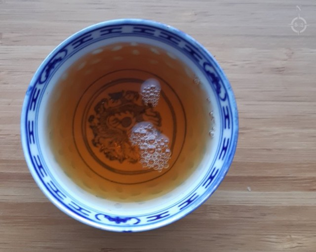 Moychay Taiwanese Earl Grey - a cup of
