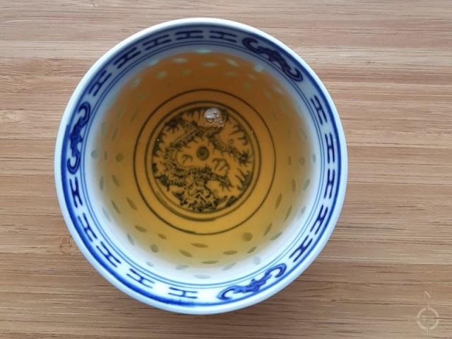 Moychay Mi Huan GABA - a cup of